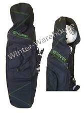 $100 Capix Board Bag Wakeboard Wakeskate Water Skis Black w/Strap No Binding NEW