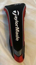 Taylormade Golf Club Reacue Mid 2 3 4 5 Hybrid Iron Dual Wood Head Cover