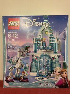 NEW LEGO Disney Frozen 41148 Elsa's Magical Ice Palace 701 Pcs RETIRED
