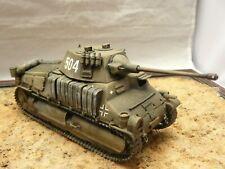 1/35 Built German Somua S35 Tank Field conversion