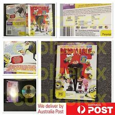 Despicable Me + 3 Minions Mini Movies - DVD - (Aus Release) - Aus Seller
