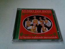 "GUMBO JASS BAND ""CHRISTMAS DIXIELAND PARTY"" CD 13 TRACKS COMO NUEVO"