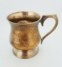 Beautiful Vintage Silver Plate (EPNS) Cup