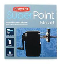 Derwent Superpoint Large Manual Desktop Pencil Sharpener