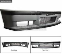 M3 front bumper for BMW e36 3 Series M Sport M-Pack detachable lip M-Sport CSL
