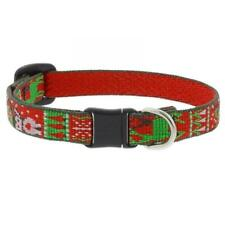 New LupinePet Ugly Sweater Christmas Cat Collar