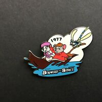 Willabee & Ward - #37 Bernard and Bianca Disney Pin 60568