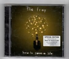 (HX456) The Fray, How To Save A Life - 2007 CD