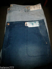 Denim Plus Size Shorts for Women