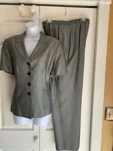 Beautiful Kasper and Company pant set  in size 12....