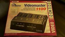 Skymaster Videomaster 1100  AV Umschalter  Scart Umschalter