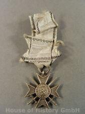 Bulgarien: Soldatenkreuz Tapferkeitsorden 3.Klasse, I.Modell, 93128