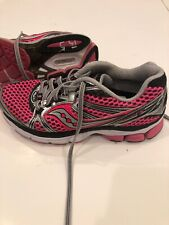 Saucony ProGrid Guide 5 Women's Running Shoes Size 5 Pink Silver