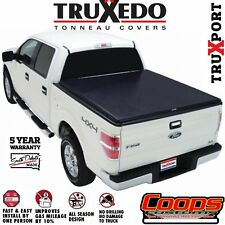 Truxedo Roll Up Tonneau Bed Cover 14-18 Chevy Silverado / GMC Sierra 6.5' Bed