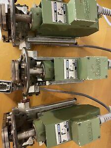 Perske Frässmotor VS 31.09-2, 4-075-01-0043, Drehzahl Bis 17350 1/min