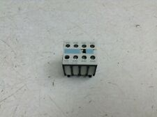 Siemens 3RH1921-1FA40 Auxiliary Contact Block 3RH19211FA40