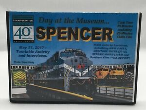 Day at the Museum...Spencer DVD