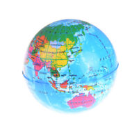 10Cm Stress Relief World Map Foam Ball Atlas Globe Palm Ball Planet Earth Ba ME