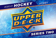 **PRESELL** 2020-21 Upper Deck Series Two Young Guns U Pick From List *Quantity*