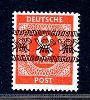 Bizone MiNr. 53 ly postfrisch MNH Fotoattest Schlegel (XXX