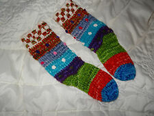 New Alpaca Socks 1 to 2 years toddler   PERUVIAN -Peru