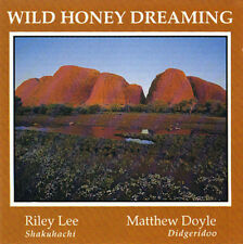 Riley Lee & Matthew Doyle – Wild Honey Dreaming CD ( 1993 ) MINT + FREE P&P