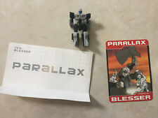 transformers fansproject blesser parallax targetmaster G1