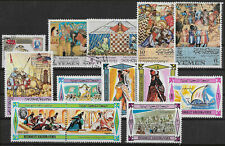 ###  JEMEN Königreich 1965-1969  große Partie (o)/**  1-  ###