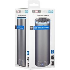 808 SP251GM NRGGLO Bluetooth Speaker Rechargeable Portable - Grey