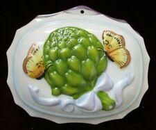 Franklin Mint Le Cordon Bleu Jelly Mould Artichoke 1986 with Recipe Card