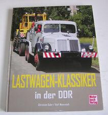 DDR Lastwagen Klassiker  H6, S 4000, KamAS, Sil 157, Jelcz 316, IFA G 5, W 50..!