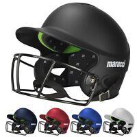 Marucci Fastpitch Softball Batting Helmet MBHSB