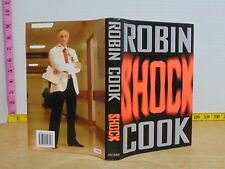 Shock by Robin Cook (2001, Hardcover) BCE