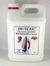 LAVENDER & TEA TREE Naturally Scented IRONING WATER 5L