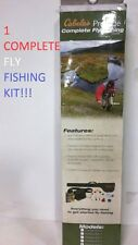 1 Cabela's 8.5ft/4wt./4pc. Prestige Fly Fishing Outfit (CP864-4) EB070102