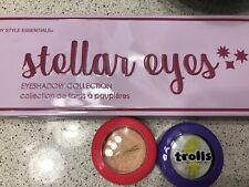 MAC Trolls and Stellar Eyes Eyeshadow Pallette  LOT BRAND NEW NWOB