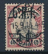 [55135] Samoa Occupation 1914 good Used Very Fine signed stamp