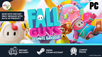 🔥 [INSTANT DELIVERY] FALL GUYS: ULTIMATE KNOCKOUT STEAM FREE REGION | 🔥