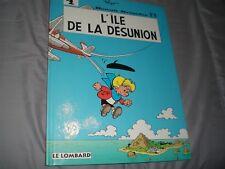 BENOIT BRISEFER T.9 - L'ILE DE LA DESUNION en EO