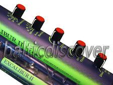 5 Control Knobs For Minelab Excalibur Metal Detector