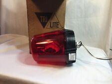 TRI LITE MV-110 rotating emergency light - new open box