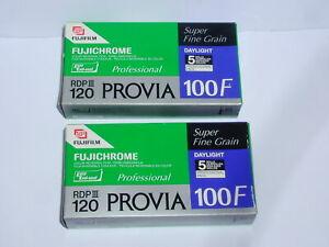 9 Fujichrome PROVIA 100F  (Rollfilme 120)