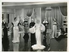 BETTE DAVIES FASHION OF 1934 VINTAGE PHOTO ORIGINAL