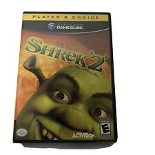 Shrek 2 For GameCube Complete Players Choice