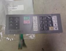 ISHIDA DACS Check Weigher Switch Membrane Keypad 1010X48-7975-11 1010 0080405716