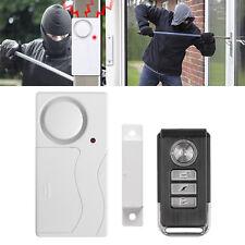 High Quality Wireless Remote Control Magnetic Sensor Door Window Home Security Burglar  Alarm