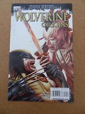 Wolverine Origins 35 . Dark Reign . Marvel 2009 . FN / VF