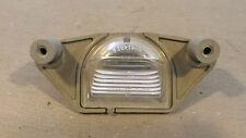 1997-2004; C5; License Plate Lamp Light; USED Corvette