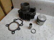 Honda 50 QA QA50 Engine Cylinder & piston 1970-1971 SM604 WD