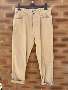 Stone Island Trousers Beige Yellow Chino Cargo 12 30 32